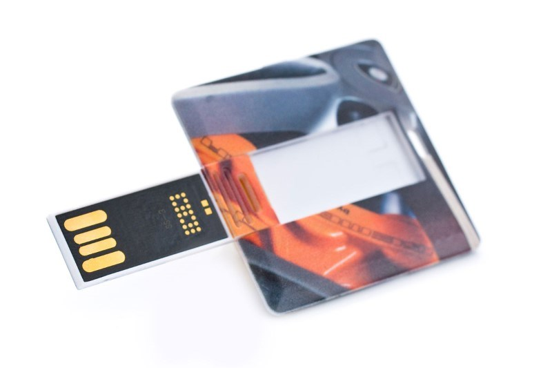USB kaart Quadro 512 MB