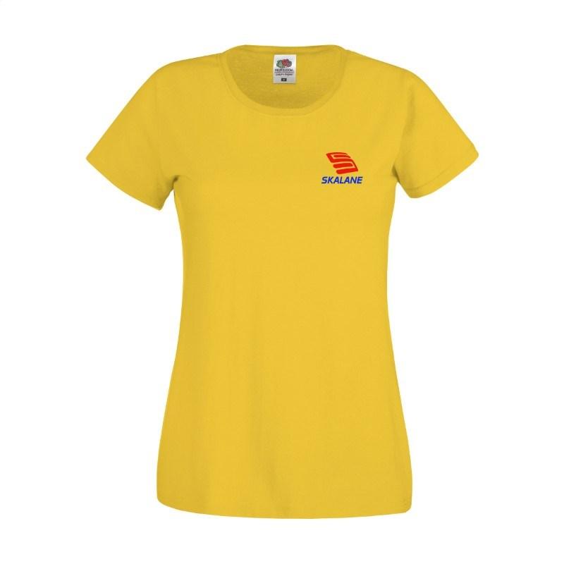 Fruit Target T-shirt dames