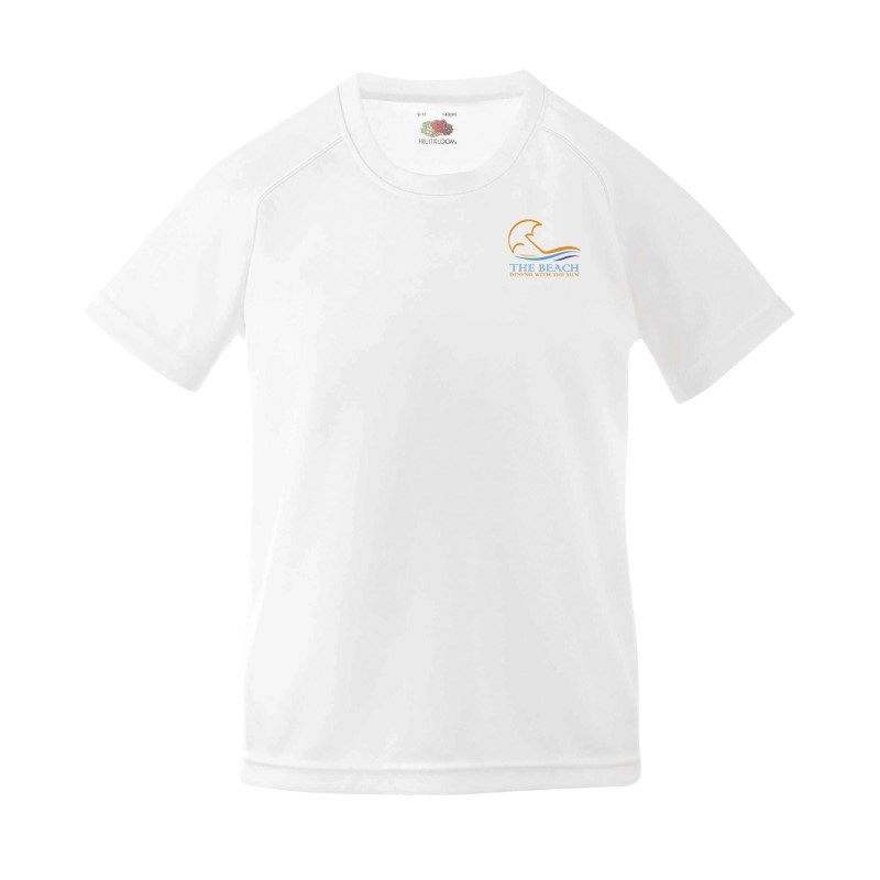 Fruit RunEasy sportshirt kids