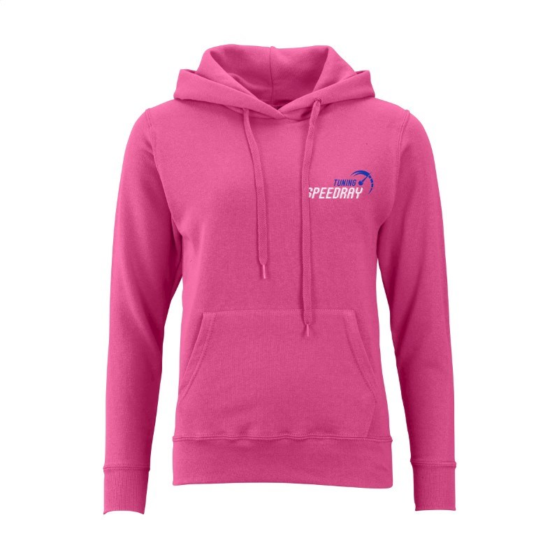 Fruit Classic Hooded Sweater dames