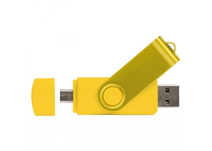 USB Stick 20 On-The-Go 16GB Doming