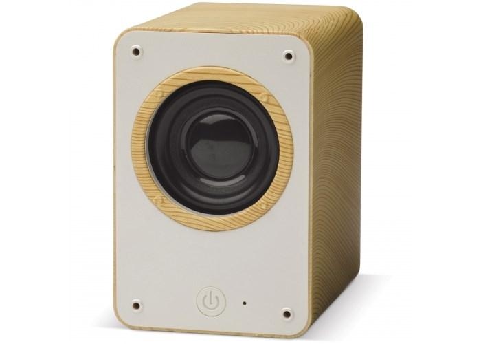 Draadloze speaker hout 3W