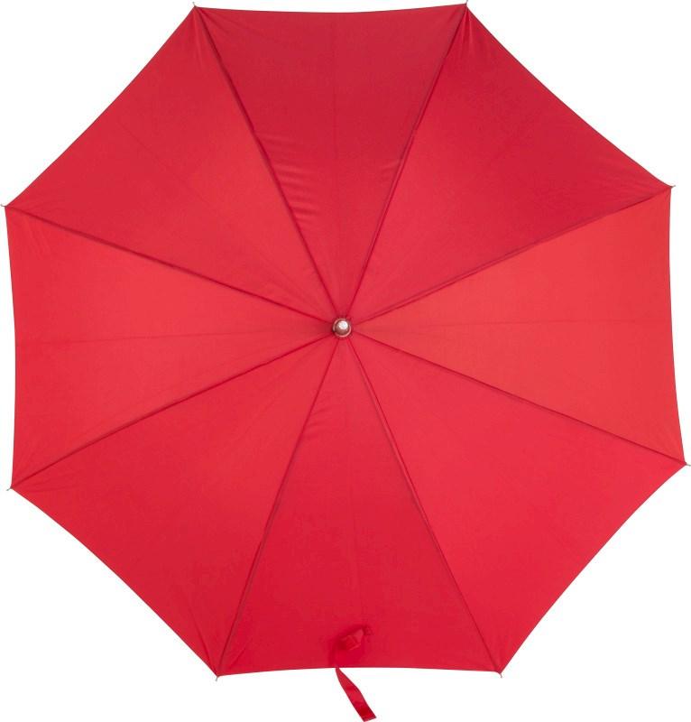 190T polyester automatische paraplu