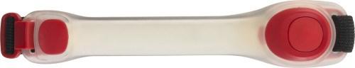 Siliconen armband met twee LED lampen