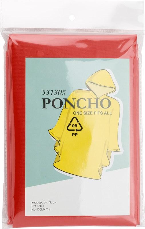PEVA poncho (circa 100x120cm)