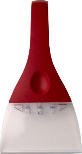 Kunststof ijskrabber met 3 LED