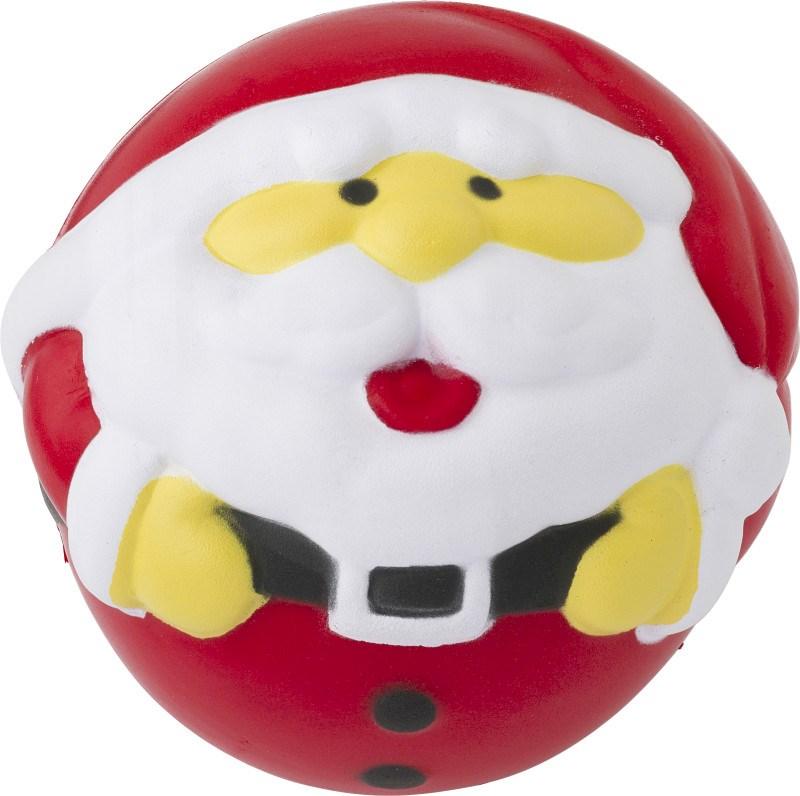 Anti Stressbal Kerstman