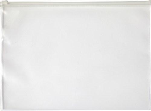 Transparante PVC documentenmap (A4)