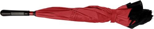Reversible pongee polyester (190T) paraplu