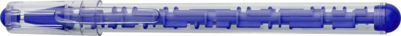 Kunststof puzzelbalpen, blauwschrijvend