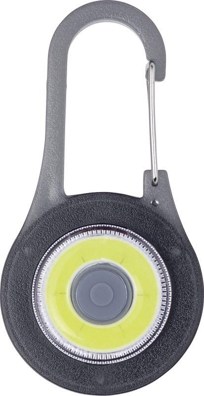 ABS karabijnhaak met LED licht