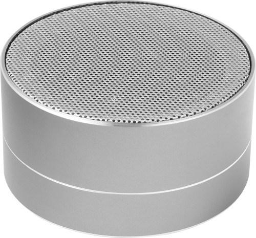 Aluminium draadloze speaker