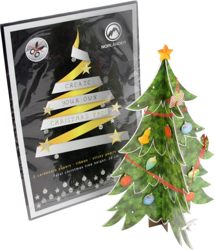 Build your own Christmas Tree