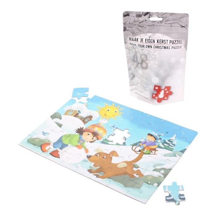 Winter Children's Puzzle