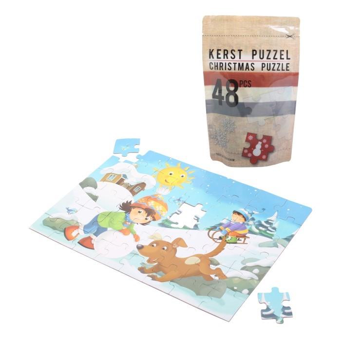 Winter Children's Puzzle NL