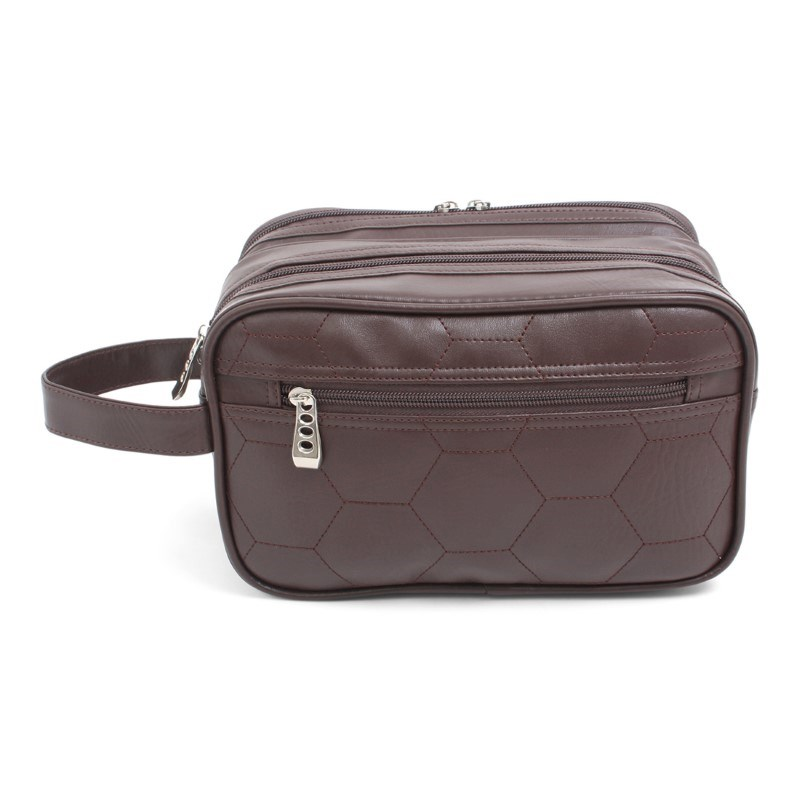 Retro Cosmetic Bag El Clasico Black