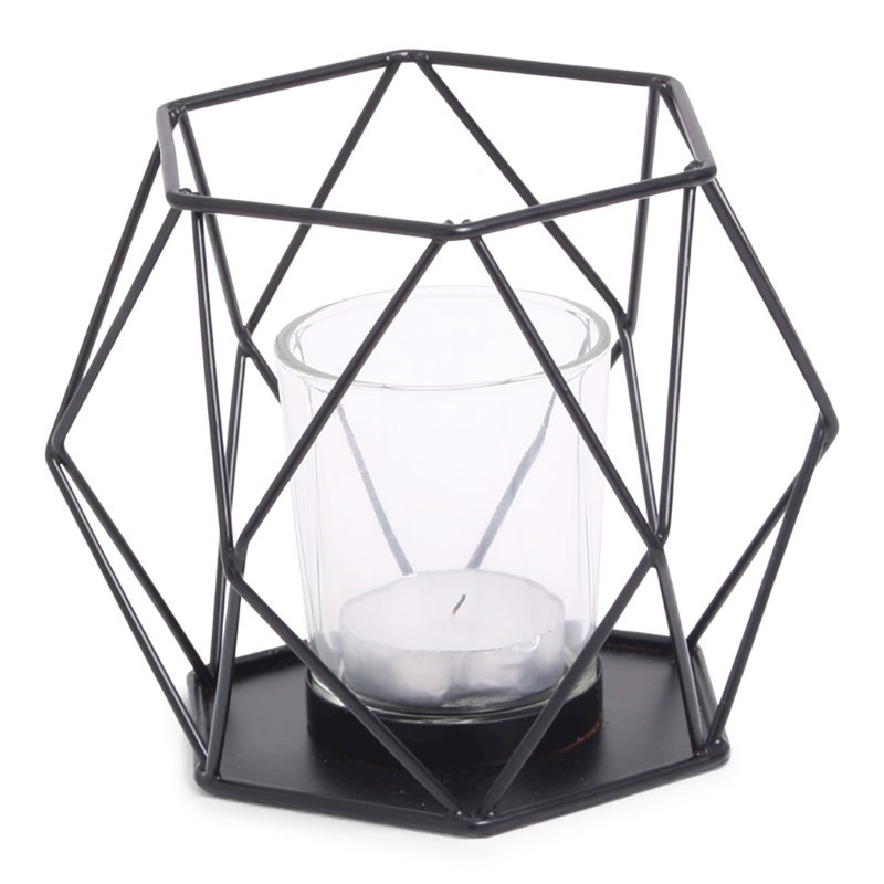 SENZA Wired Candle Holder (incl glass)