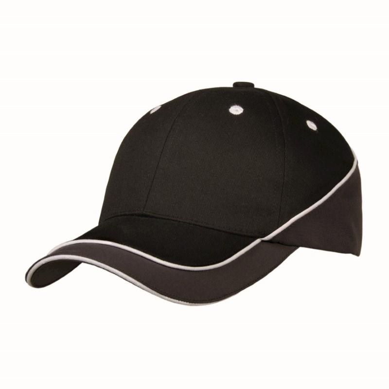 Luxury Cotton Microfiber Sports Cap