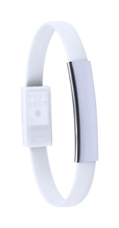 USB oplader armband
