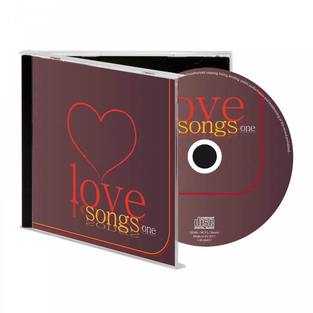 Muziek CD LOVE SONGS one