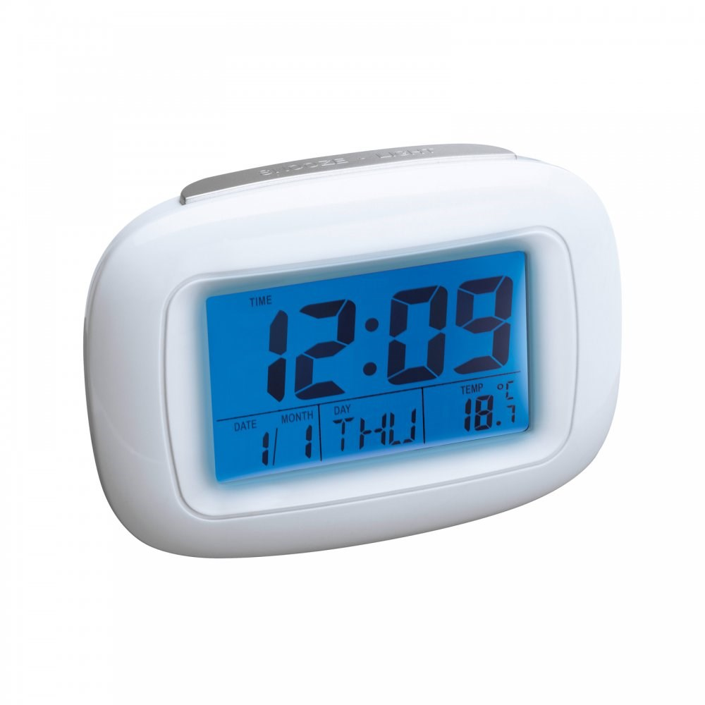 Wekker met thermometer REFLECTS-DILI