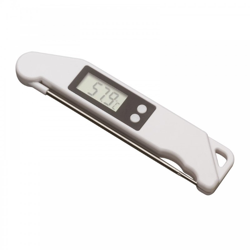 Vleesthermometer REFLECTS-MERSIN WHITE BLACK