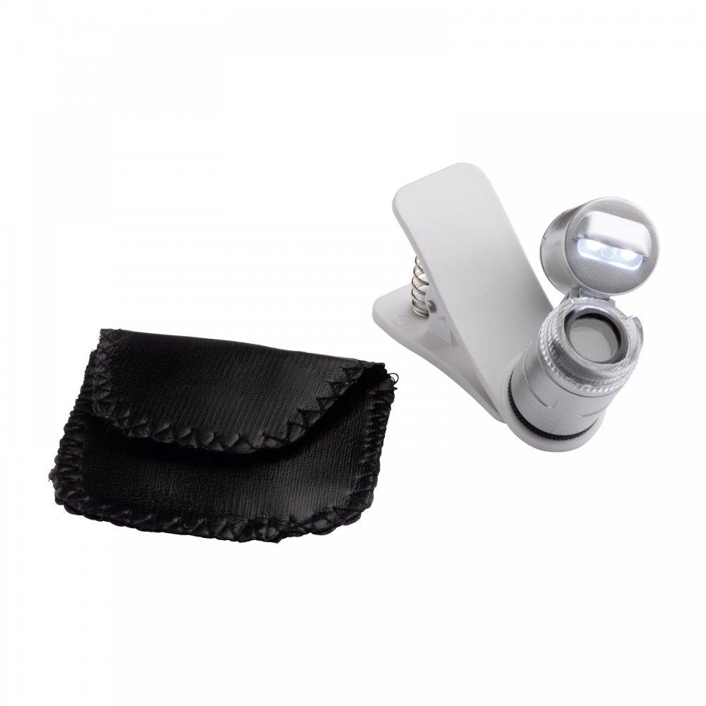 Aanhechtbare mini-microscoop voor smartphones REFL