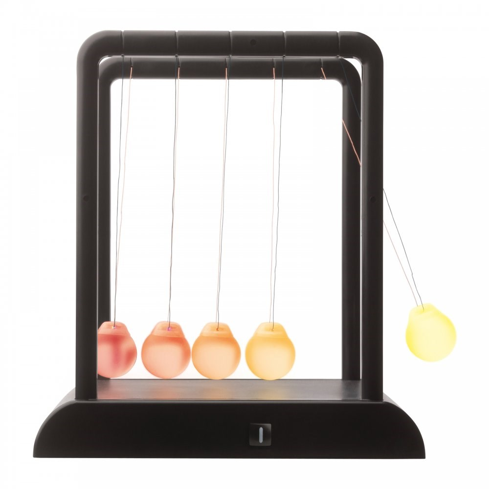 Kogelstootpendel met licht REFLECTS-MURMANSK