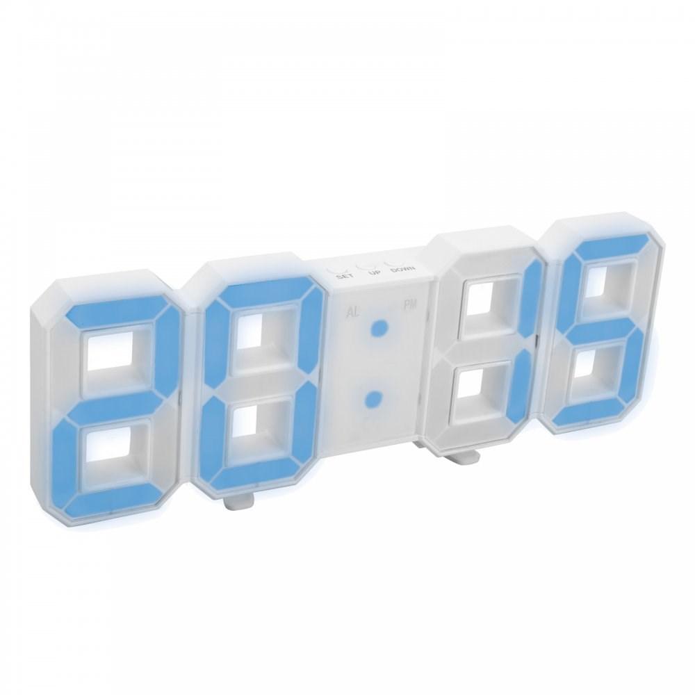 LED digitale klok REFLECTS-GHOST