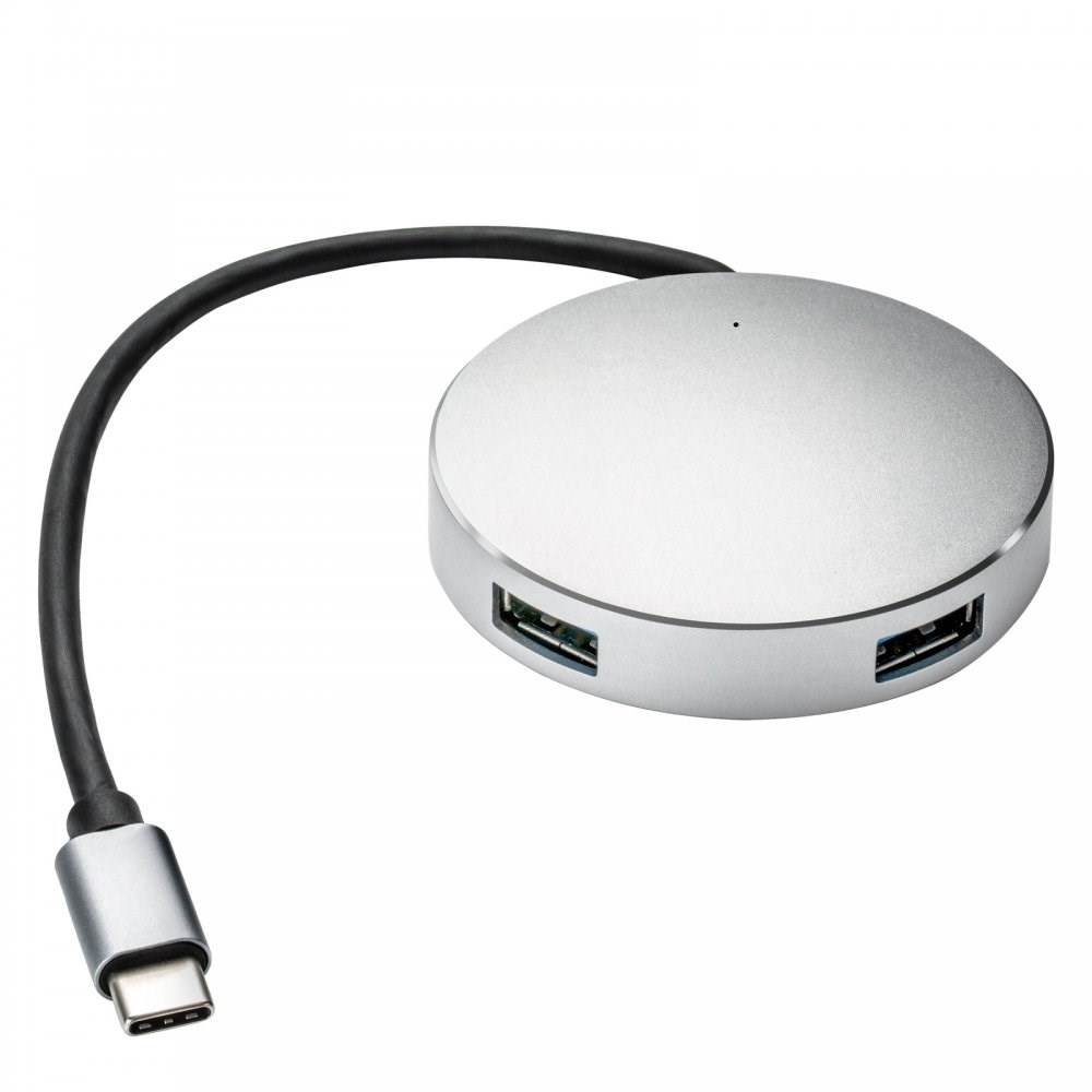 USB-hub met 4 poorten REFLECTS-MONTMAGNY