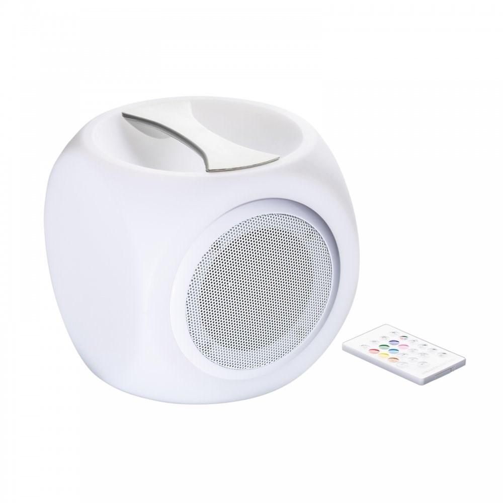Bluetooth®-luidsprekerr met licht REFLECTS-MALBORK