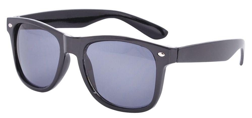Zonnebril Zwart acc. Zwart