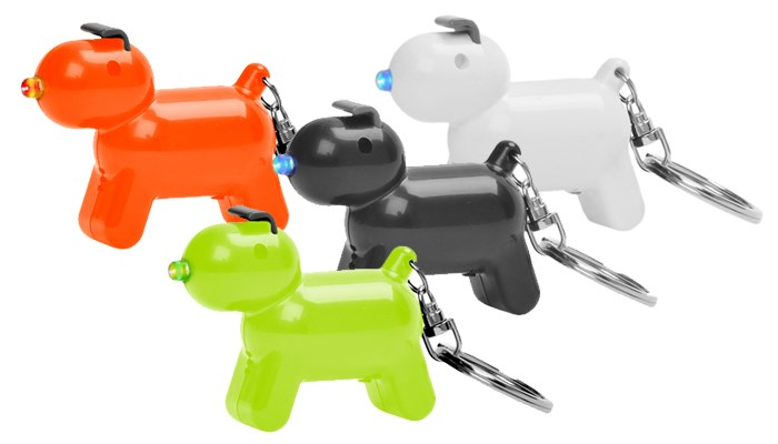 Keyring,Doggy,with sound,3xAG13