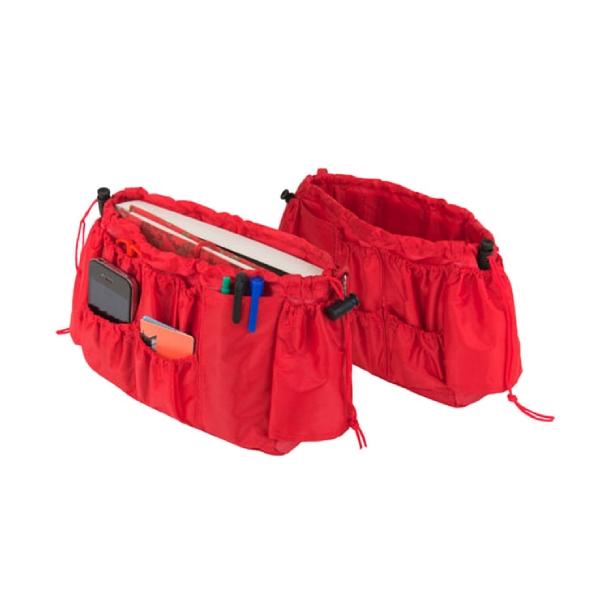 Bagorganizer,Kangaroo,x2,red