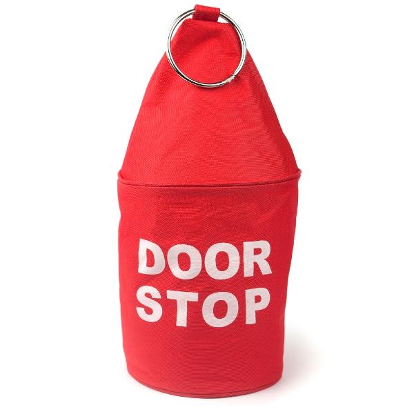 Doorstopper,HeavyWeight,red