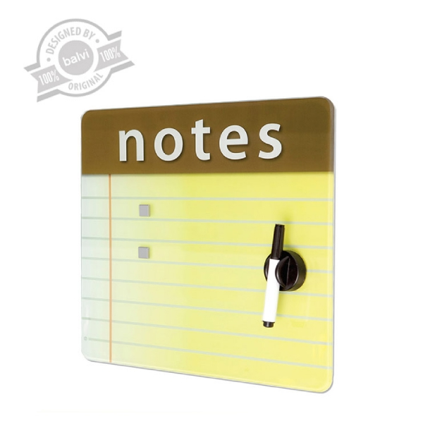 Memo board,Notes,magnetic,glass
