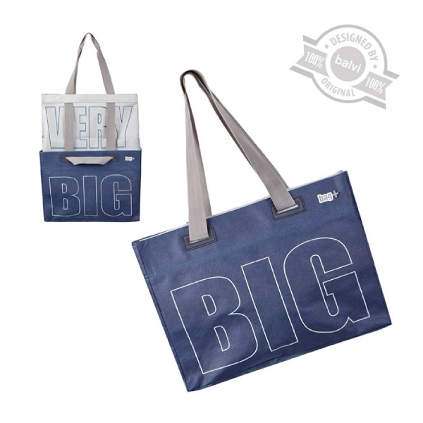 Bag,Very Big,extensible,blue