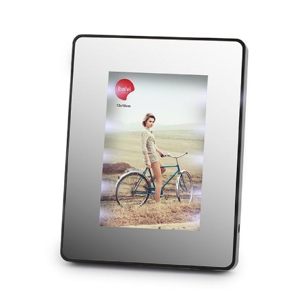 Frame&mirror,Magic,13x18,LED,black,3xAA