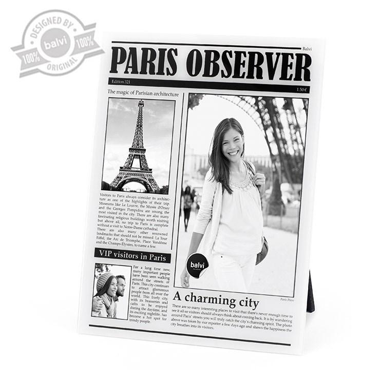 Frame,ParisObserver,acrilic