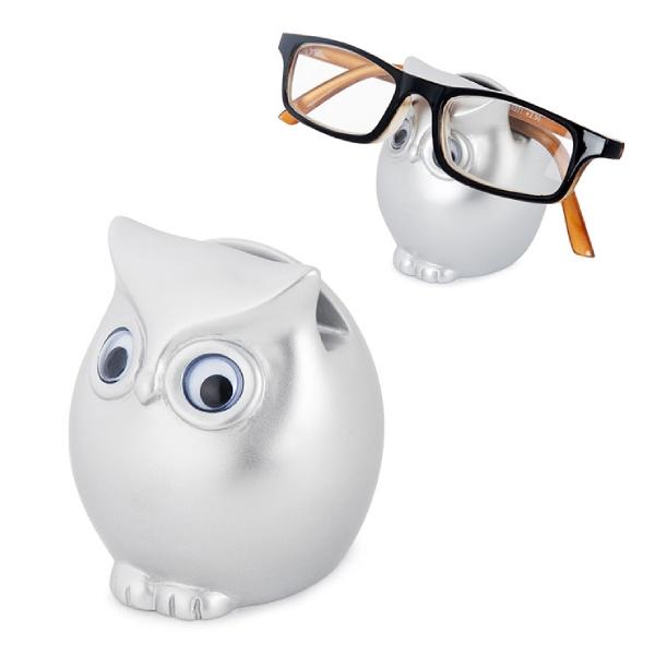 Eyeglassesholder,BigEyes,silver