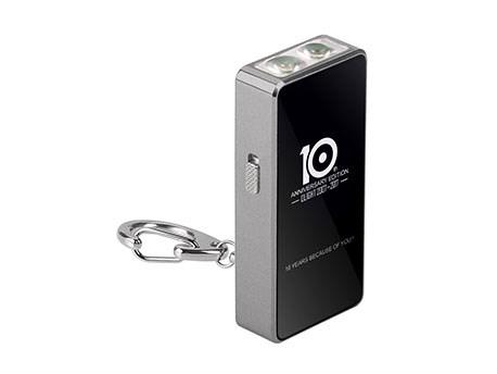 Olight ION-Titanium limited 10year celebration edition
