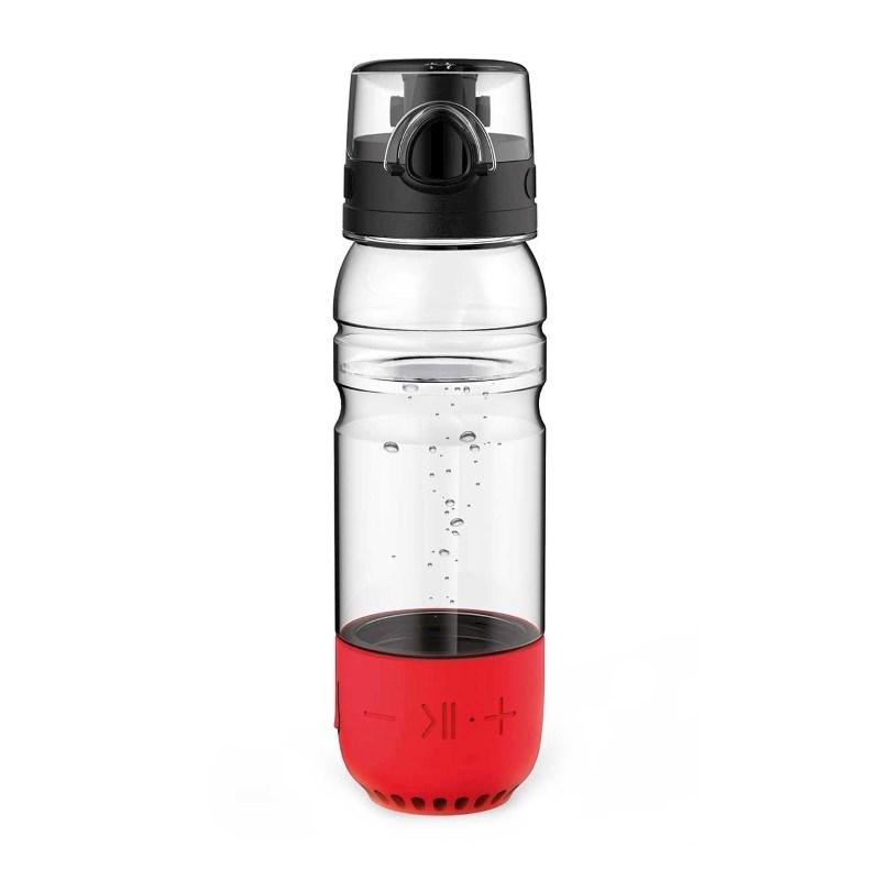 Music Bottle Speaker 2 - black