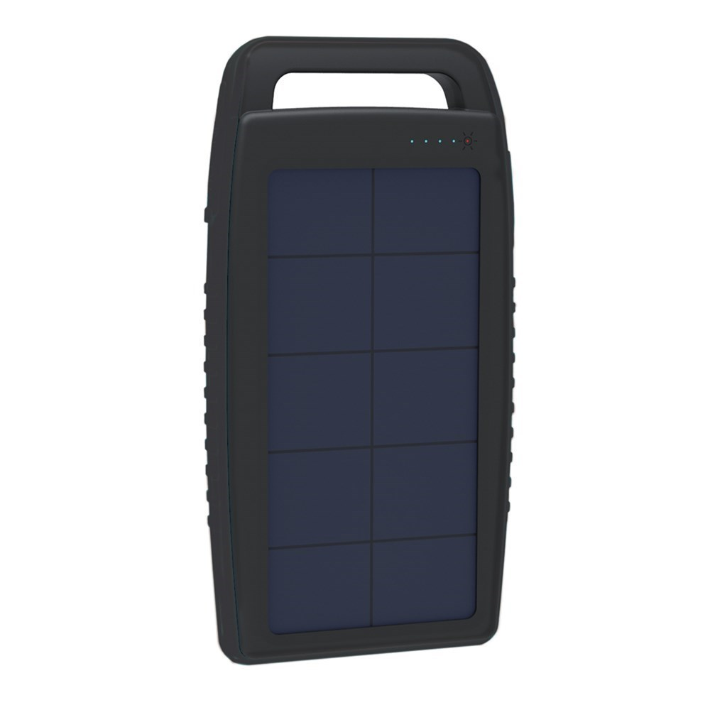 SolarCharger 10000mAh - black