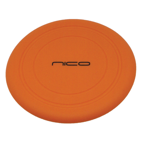 Flexibele frisbee