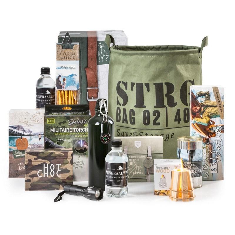 Kerstpakket Stoere Storage
