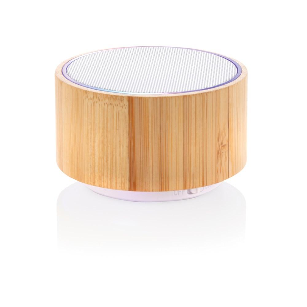 Bamboo draadloze speaker, bruin