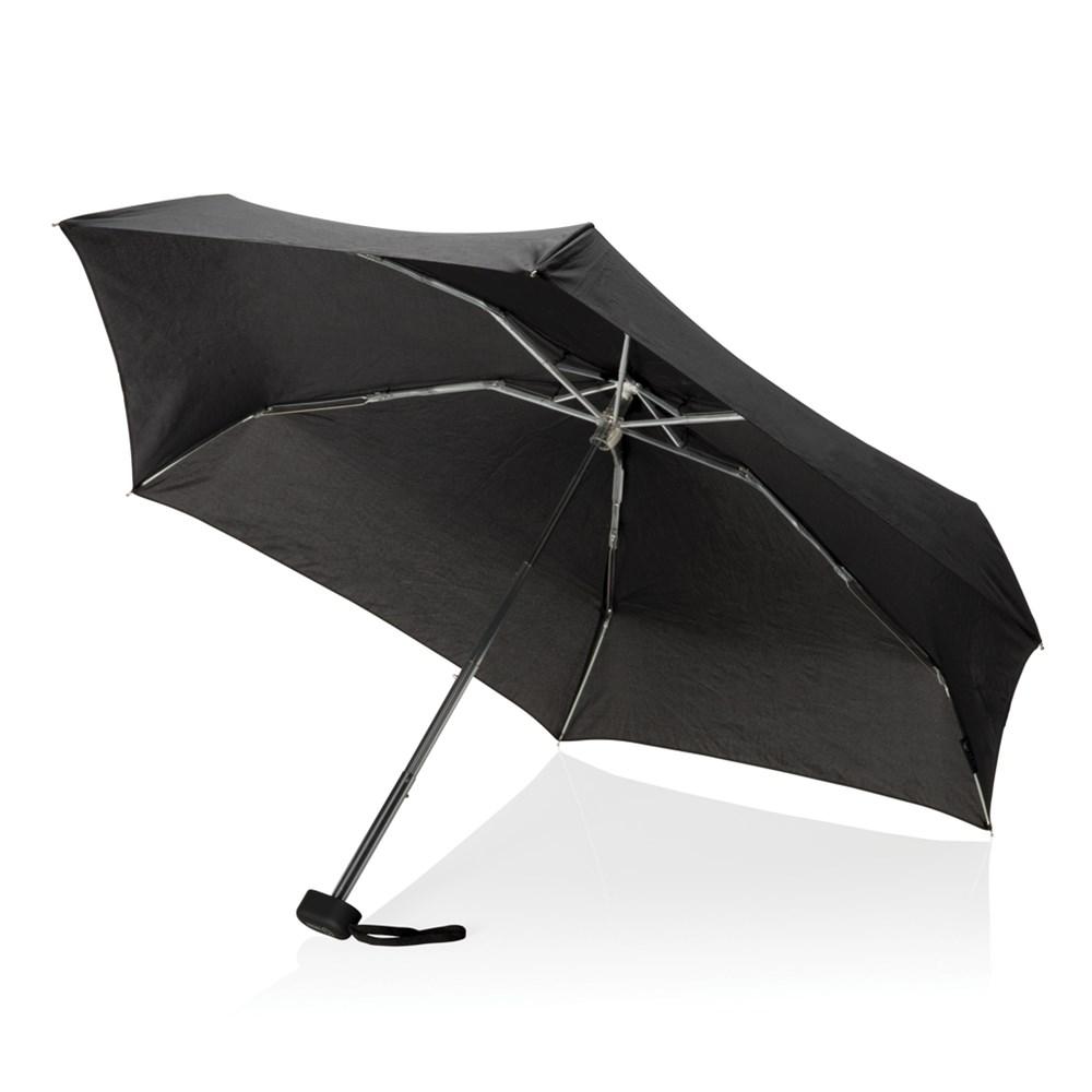 Mini paraplu, zwart