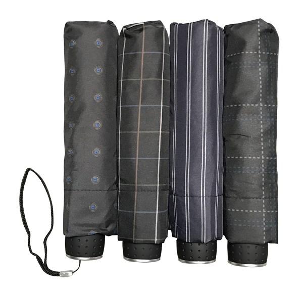 miniMAX® opvouwbare paraplu, dessins, assorti