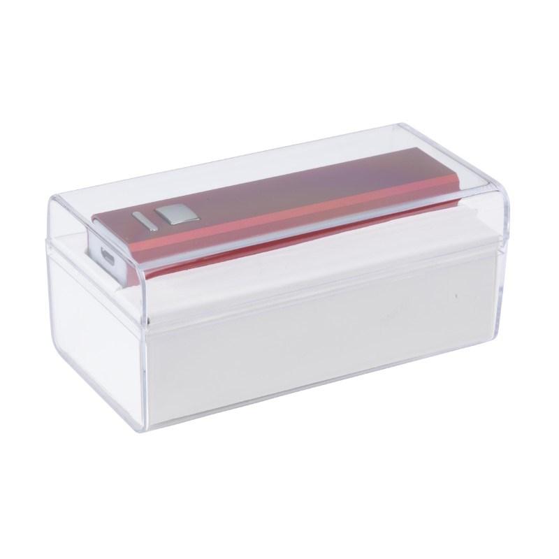 Transparante giftbox