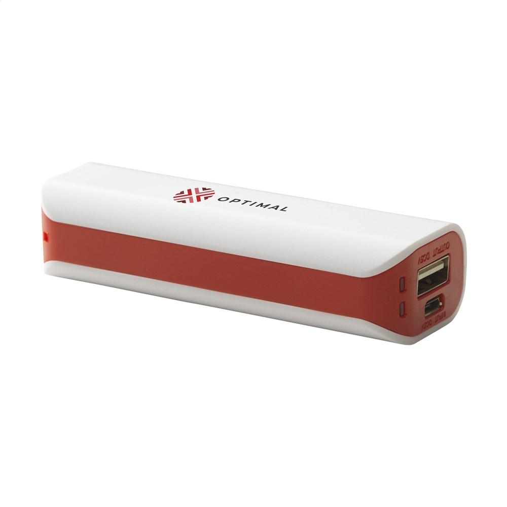 Powerbank 2200 externe oplader
